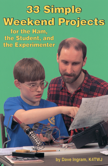 K4TWJ Back by Popular Demand! One of four previously published books we've reprint to meet the demands of today's Hams. Do-it-yourself electronics projects from the most basic to the fairly sophistiated.