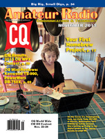 "Many back issue of CQ Amateur Radio are available for purchase.  Click on the link above to proceed to the next page where you'll find drop-down menus to make your selections and insert the ""ship to"" country (if we're shipping outside the U.S)."