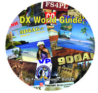 This 384-page book is the third edition in DJ9ZB's series of books bearing the title DX World Guide