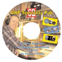 CQ VHF Specialty Pak 3 in 1 DVD