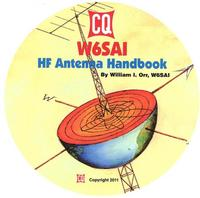 practical antenna projects that work!This title by well-know author Bill Orr is also available in its original 8.5 X 11 paperback version.Buy both and save - see W6SAI combo!